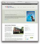 Bauhan Publishing eCommerce/Blog Website