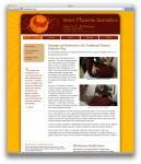 Inner Phoenix Website Home Page