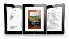 Bauhan Publishing eBook — World Enough and Time